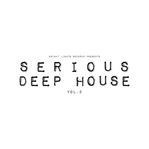 Serious Deep House Vol. 2 Albumcover