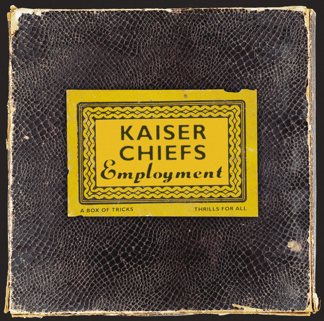 Album cover for Employment by Kaiser Chiefs