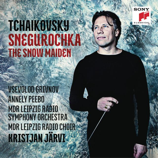 Tchaikovsky: Snegurochka - The Snow Maiden Albumcover