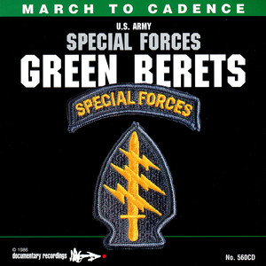 U.S. Army Green Berets