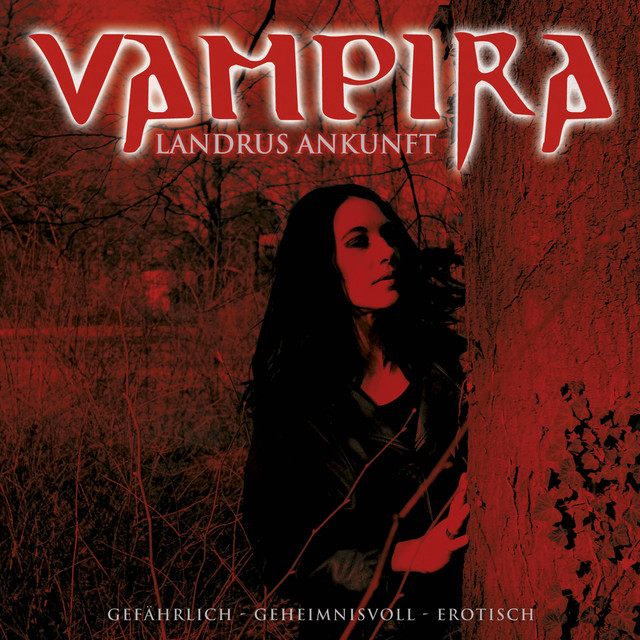 Vampira, Folge 4: Landrus Ankunft Cover