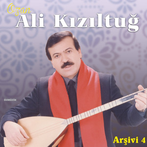 Ozan Ali Kızıltuğ Arşivi 4 Albümü