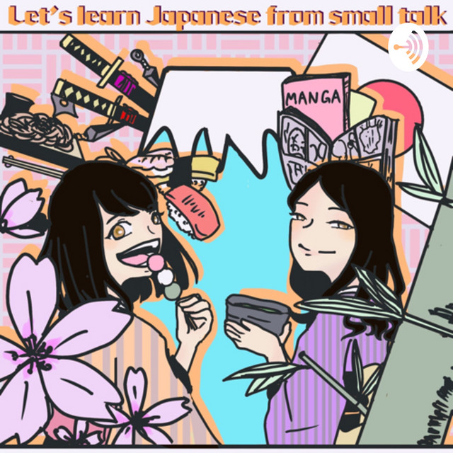 Image result for let's learn japanese from small talk