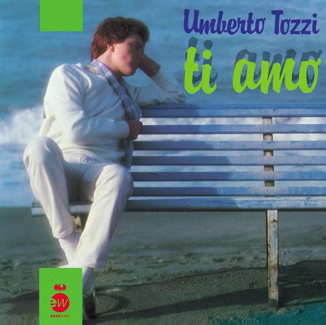 Ti Amo Albumcover