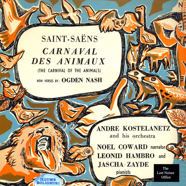 The Carnival of the Animals: Camille Saint-Saëns, With New ...
