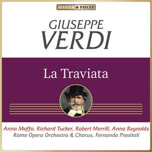Masterpieces Presents Giuseppe Verdi: La Traviata Albümü