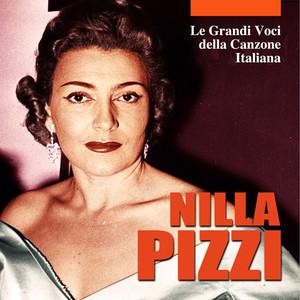 Le grandi voci della canzone Italiana - Nilla Pizzi album