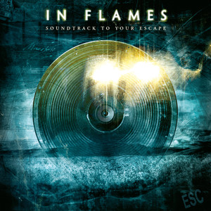 In Flames Touch of Red cover