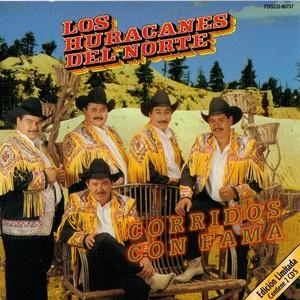 Corridos Con Fama Albumcover