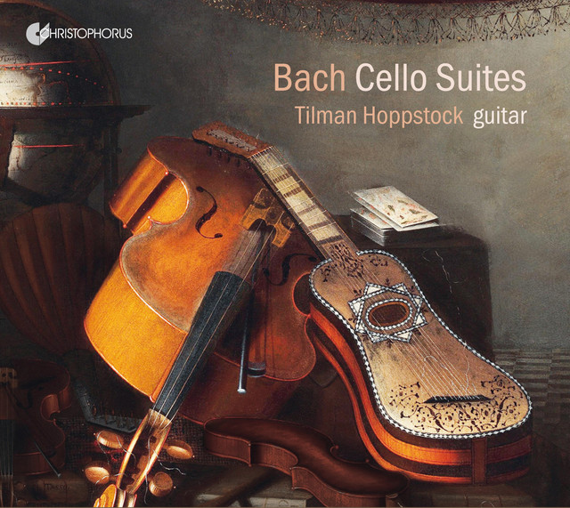 Bach: Cello Suites for Guitar