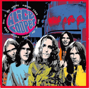 Live at the Whiskey a‐Go‐Go 1969 album