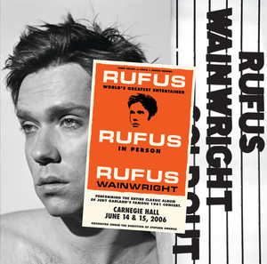 Rufus Does Judy At Carnegie Hall Albumcover