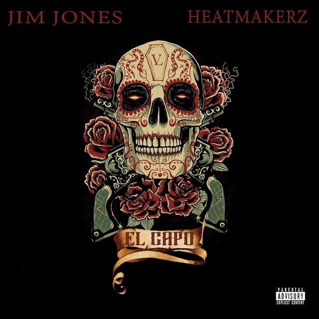 Album cover for El Capo by Jim Jones