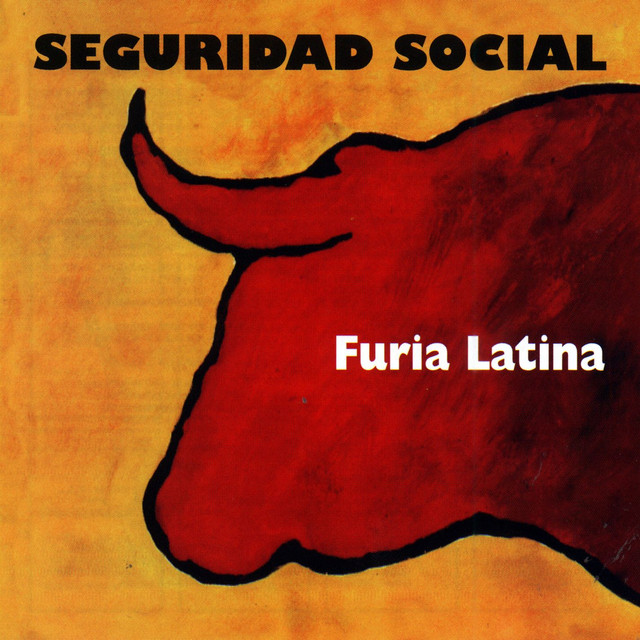 Seguridad Social Furia Latina album cover