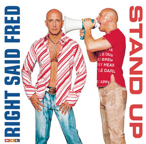 Stand Up Albumcover