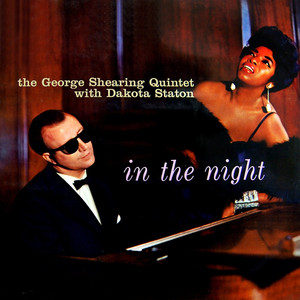 The George Shearing Quintet, Dakota Staton The Thrill Is Gone cover
