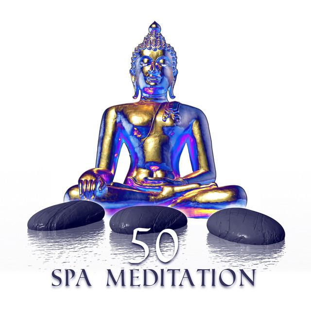 50 Spa Meditation: Pure Spa Music, Mindfulness, Massage, Yoga, Blissful, Mantra, Nature Sounds, Awakening
