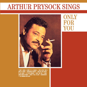 Arthur Prysock Sings Only for You album