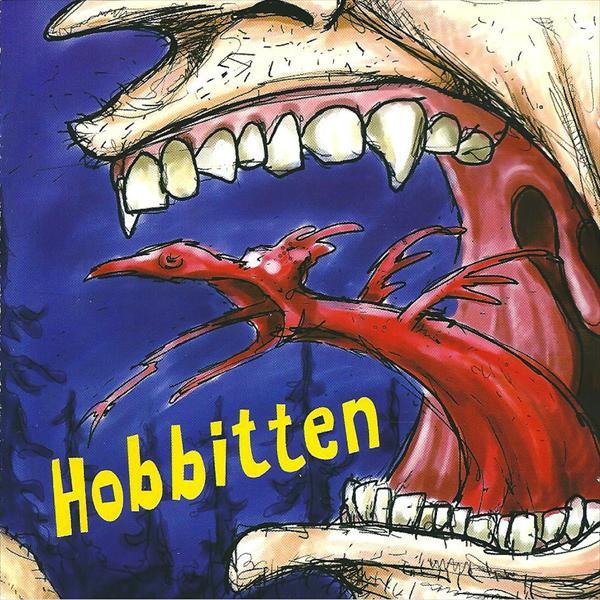 hobbitten lydbog