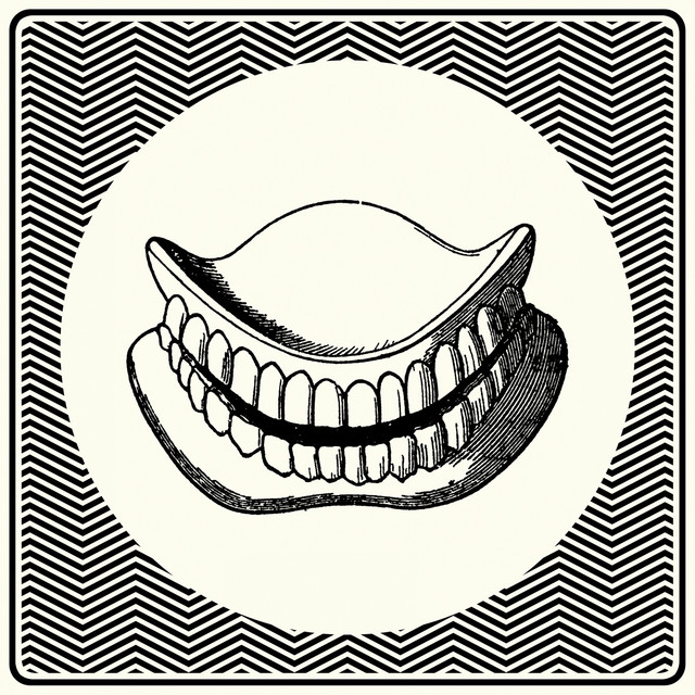 Album cover for The Hum by Hookworms