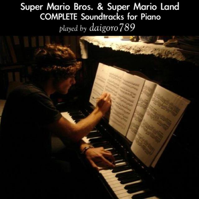 Super Mario Bros  & Super Mario Land COMPLETE Soundtracks for Piano