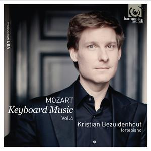 Mozart: Keyboard Music Vol.4 Albumcover