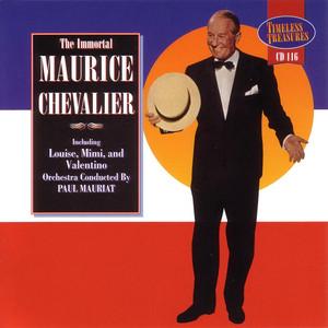 The Immortal Maurice Chevalier album