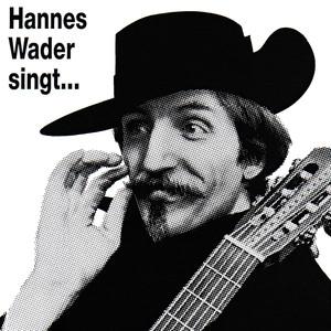 Hannes Wader singt eigene Lieder Albumcover