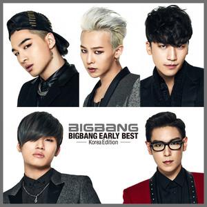 BIGBANG EARLY BEST (Korea Edition) album