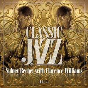 Clarence Williams' Blue Five, Sidney Bechet Wild Cat Blues cover