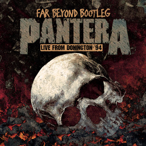 Far Beyond Bootleg - Live From Donington '94 Albumcover