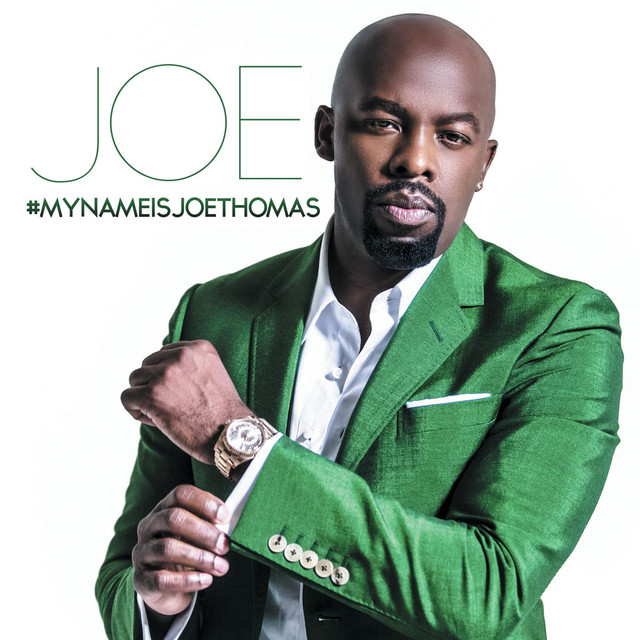 Album cover for #MYNAMEISJOETHOMAS by Joe
