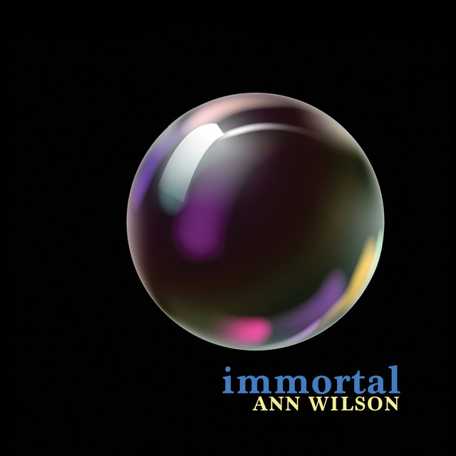 Album cover for Immortal by Ann Wilson