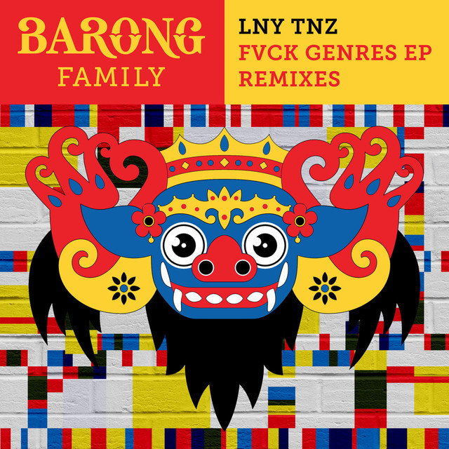 LNY TNZ & Kalibwoy & Hasse de Moor - Fvck Genres (Remixes)