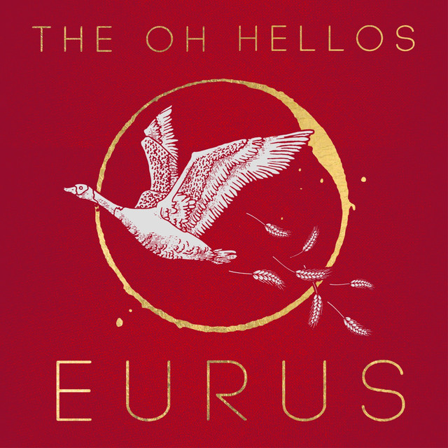 Album cover for Eurus by The Oh Hellos