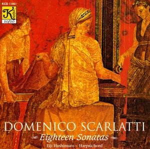 Scarlatti: Keyboard Sonatas Albumcover