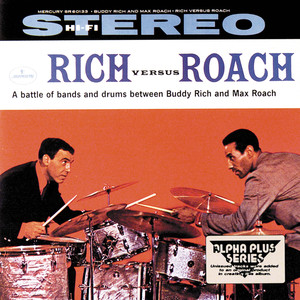 Buddy Rich Quintet, Max Roach Quintet Sleep cover