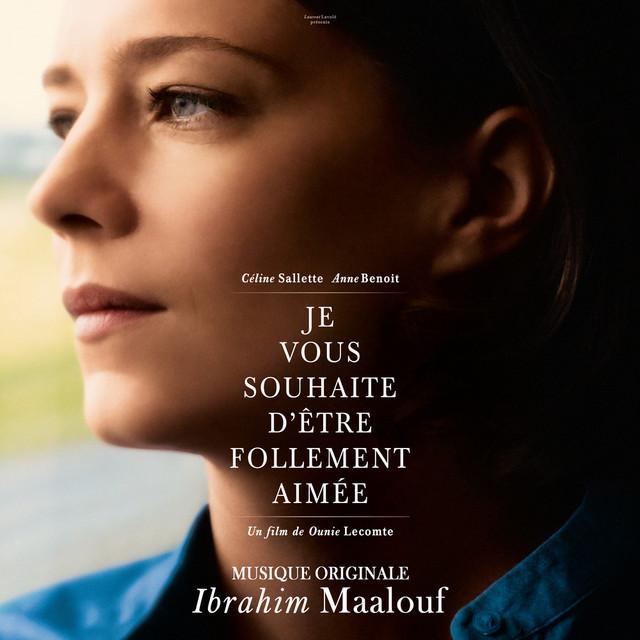 Album cover for Je vous souhaite d'être follement aimée (Bande originale du film) by Ibrahim Maalouf
