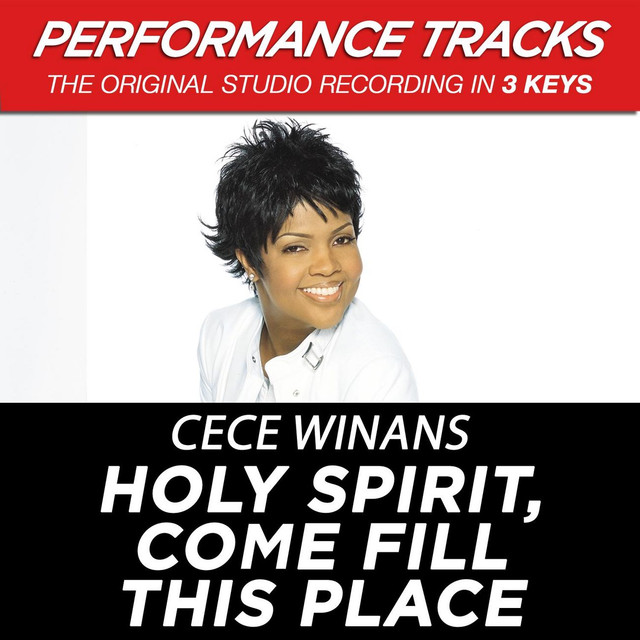 Holy Spirit, Come Fill This Place (Performance Tracks) - EP