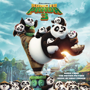 Kung Fu Panda 3 (Music from the Motion Picture) Albumcover