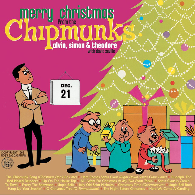 Tannenbaum Animation.Merry Christmas From The Chipmunks By Alvin The Chipmunks On Spotify