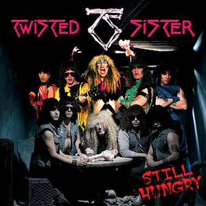 Twisted Sister I Wanna Rock cover