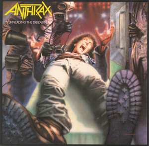 Anthrax, Madhouse på Spotify