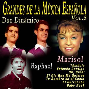 Grandes de la Música Española Vol. 3 album