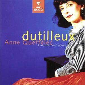 Dutilleux: L'oeuvre pour piano Albumcover