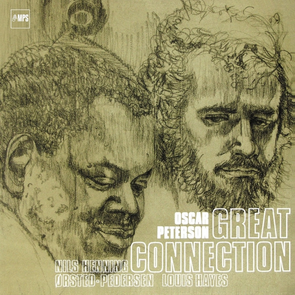 Oscar Peterson Great Connection album cover