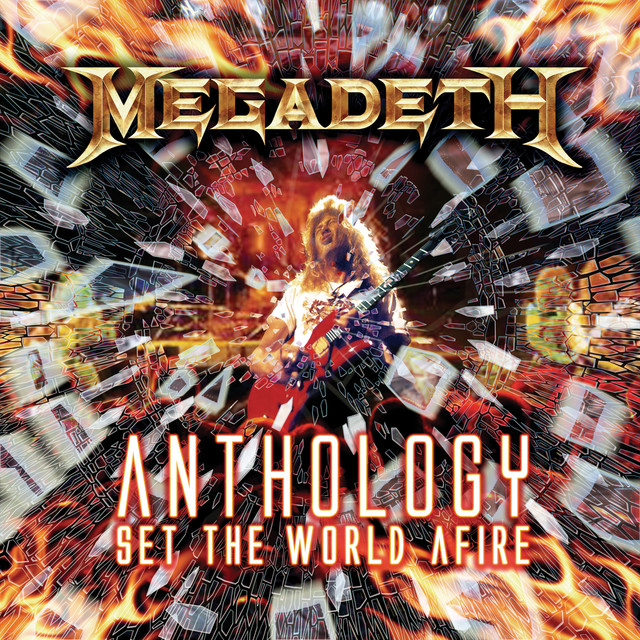 Artwork for Sweating Bullets - Remastered 2004 by Megadeth
