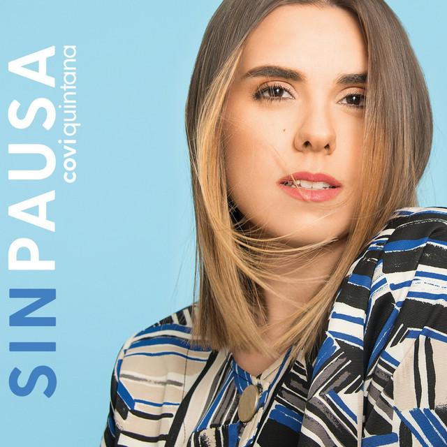 Album cover for Sin Pausa by Covi Quintana