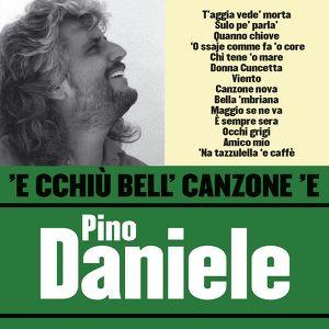 'E cchiù bell' canzone 'e Pino Daniele Albumcover