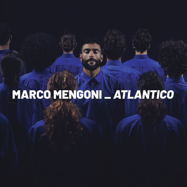 Album cover for Atlantico by Marco Mengoni